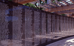 The Memorial Wall