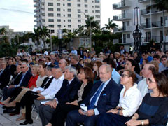 Yom HaShoah Commemoration 2013