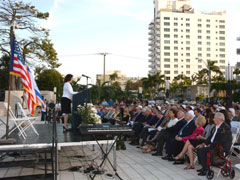 Yom HaShoah Commemoration 2014